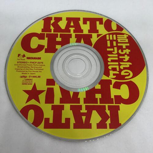 加藤茶 / 加トちゃんのミニアルバム CD