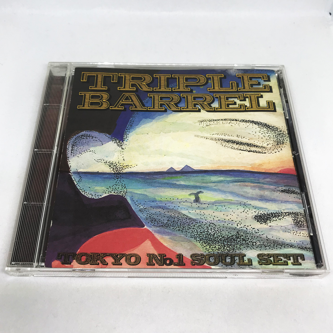 TOKYO No.1 SOUL SET / TRIPLE BARREL