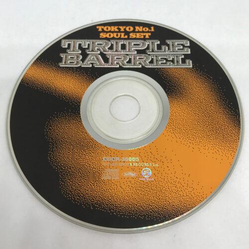 TOKYO No.1 SOUL SET / TRIPLE BARREL CD