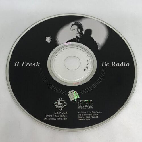 B-FRESH / BE RADIO CD