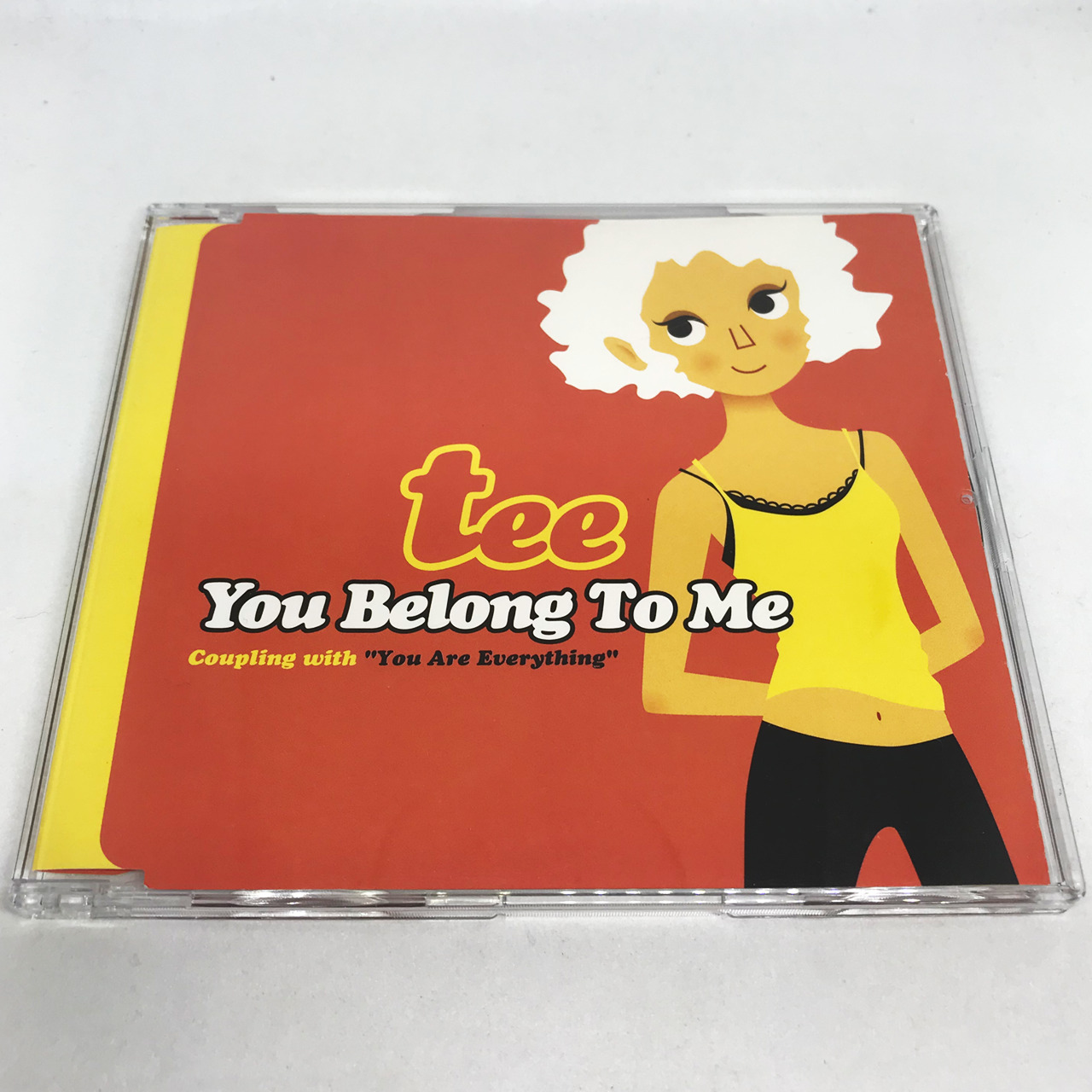 Tee / You Belong To Me