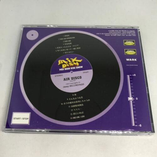 MIX DISH 036 CREW / AIR DISCO 裏
